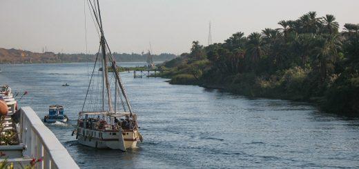 Croisière sur le Nil en Egypte