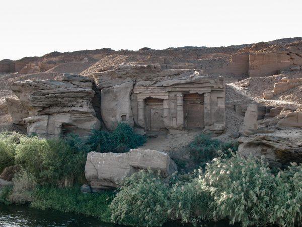 Le temple Gebel el Silsila