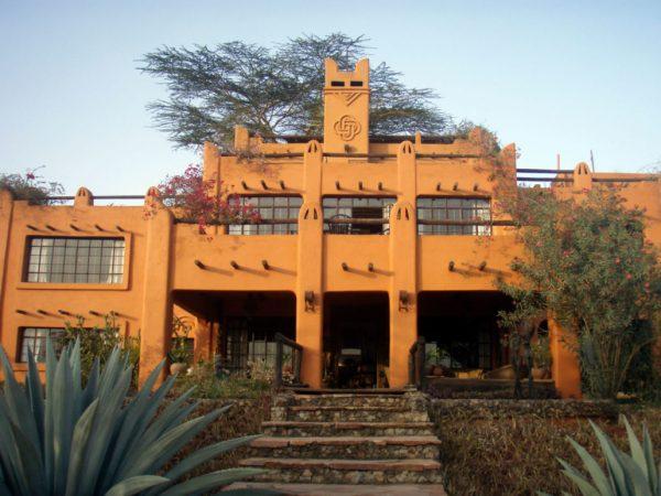 Maison du Patrimoine Africain à Nairobi