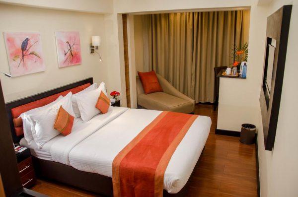 L'hôtel Best Western Plus Meridian à Nairobi