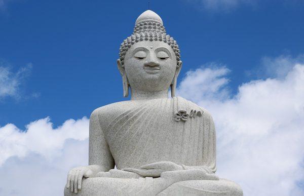 Grand Bouddha à Phuket