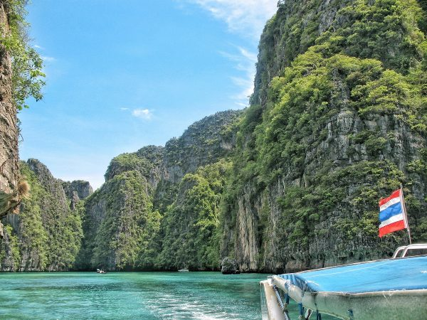 La Maya Bay : un incontournable à faire au large de Phuket