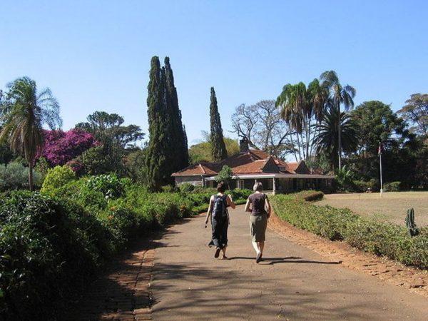 Musée Karen Blixen à Nairobi