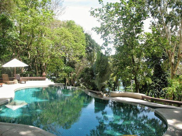 L'hôtel Baan Krating Phuket