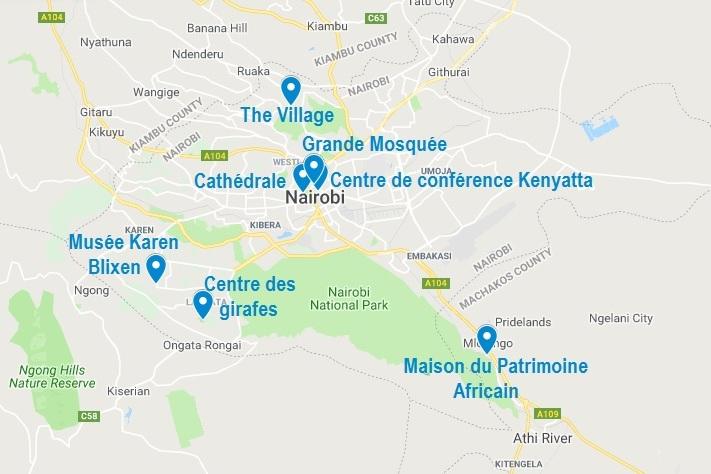 Sites de rencontres Kikuyu
