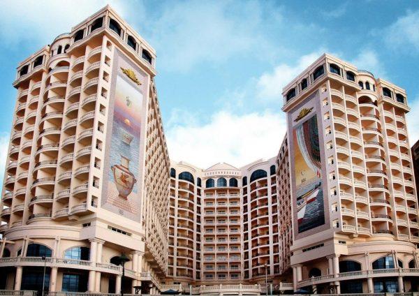 Le Tolip Hotel à Alexandrie