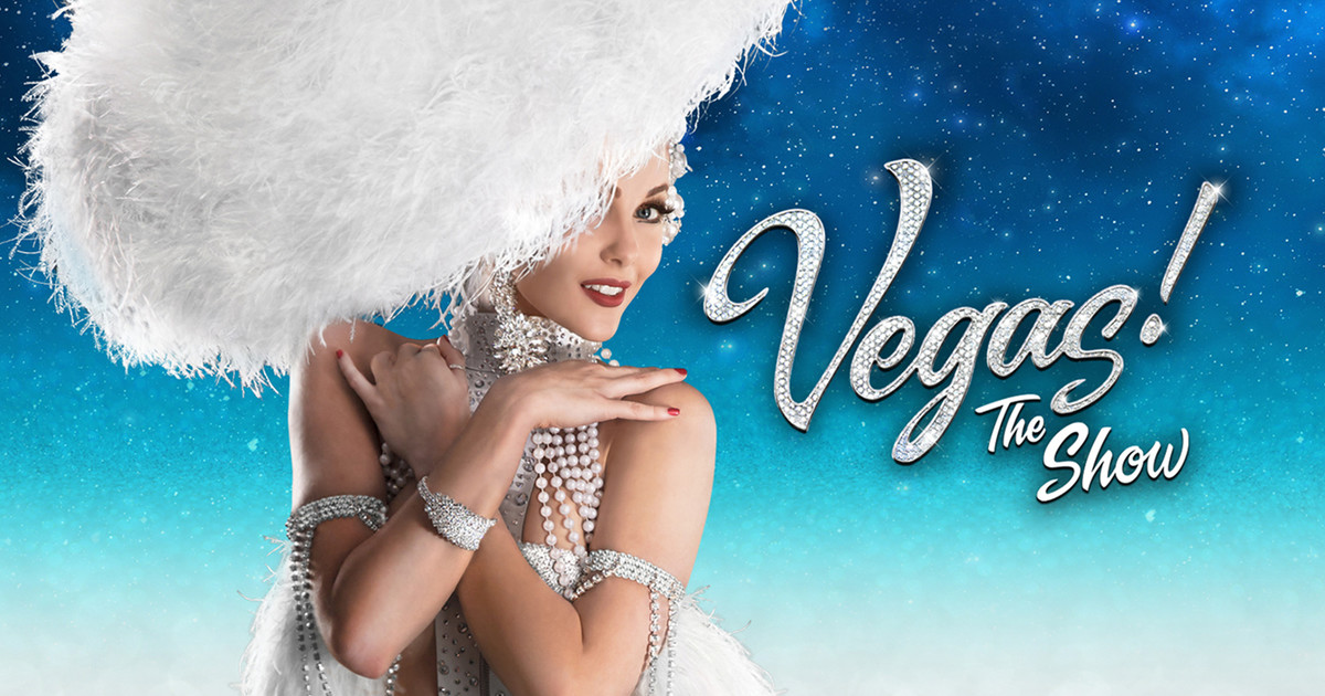 Affiche du spectacle Vegas ! The Show