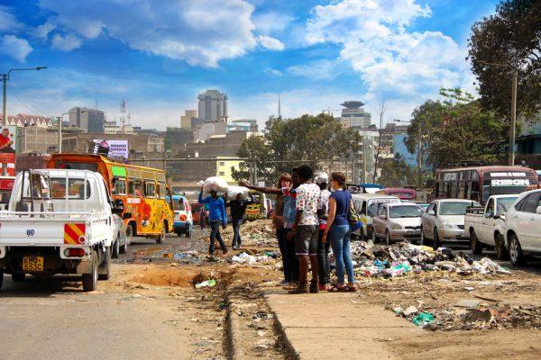 Visite guidée dans Nairobi