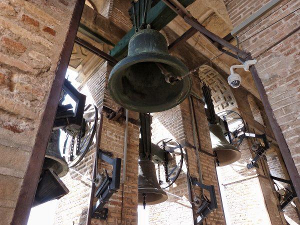 Cloches de la cathédrale de Séville