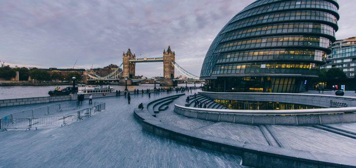L'hôtel de ville de Londres