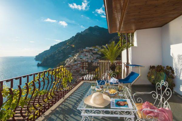 L'hôtel Eden Roc Suites à Positano