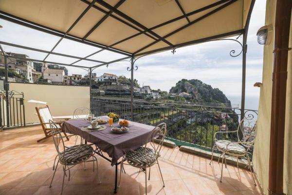 Il Paradiso sul Mare Apartment à Amalfi