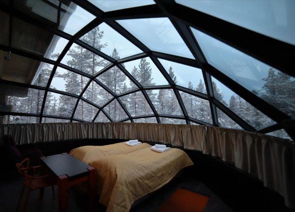 Le Kakslauttanen Arctic Resort