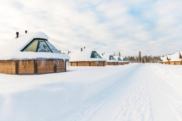 Levi Northern Lights Huts