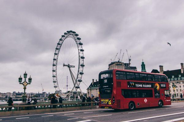 Le London Eye à Londres
