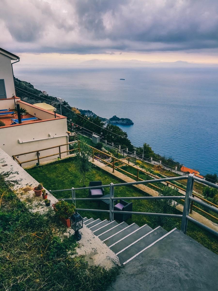 Maison de vacances sur la Côte Amalfitaine