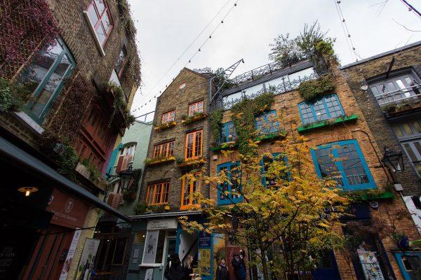Neal's Yard à Londres