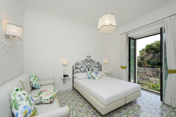 La Villa Guarracino à Amalfi