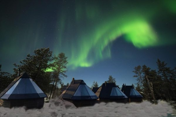 Le Wilderness Igloos Hotel