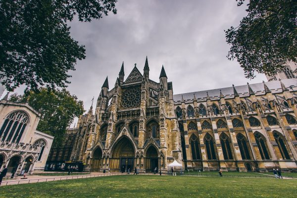 L'abbaye Westminster de Londres