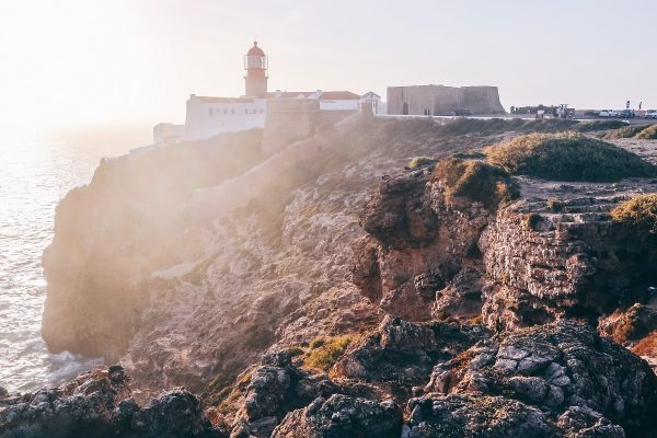 Le Cap Saint Vincent à Sagres