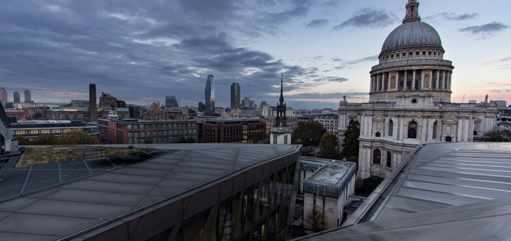 La cathédrale Saint-Paul de Londres