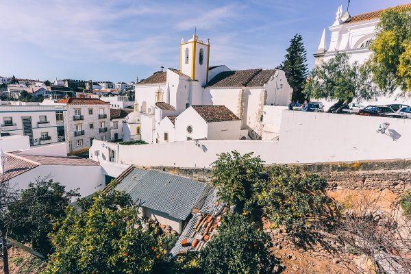 Centre-ville de Tavira
