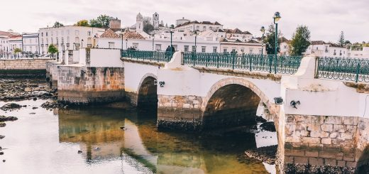 Le pont romain de Tavira