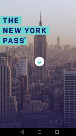 L'application mobile du New-York Pass