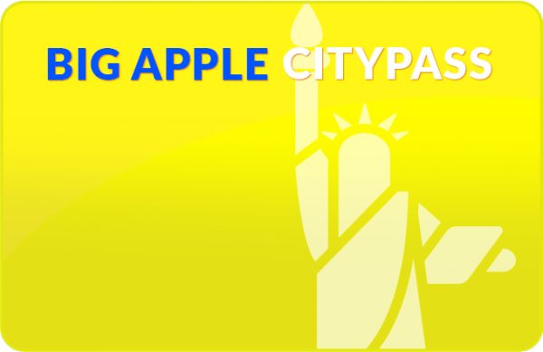 Le Big Apple City Pass de New-York
