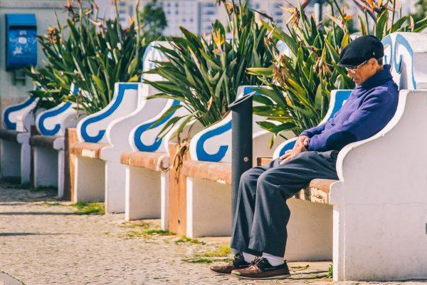 Scène de rue en Algarve