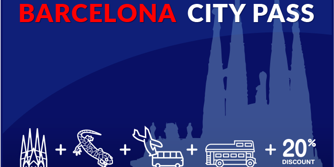 Barcelona City Pass, city pass de Barcelone
