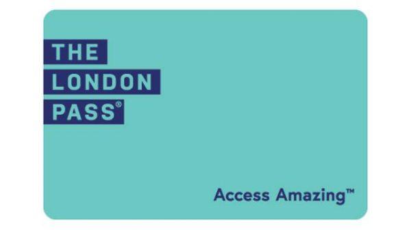Carte du London Pass : city-pass de Londres