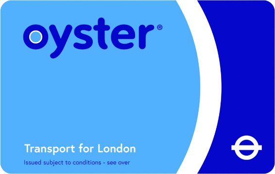 L'Oyster Card de Londres