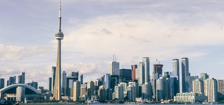 La skyline de Toronto