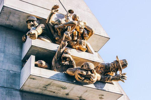 Sculptures dans Toronto