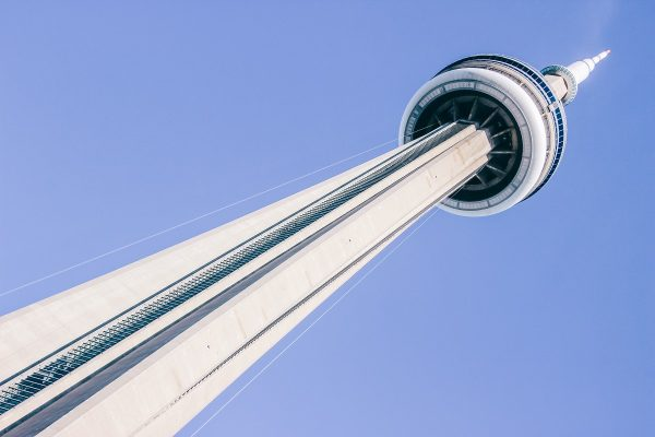 Visiter Toronto et son incontournable CN Tower