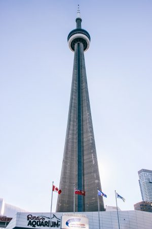 La CN Tower de Toronto