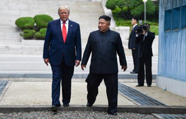 Rencontre entre Donald Trump et Kim Jong Un