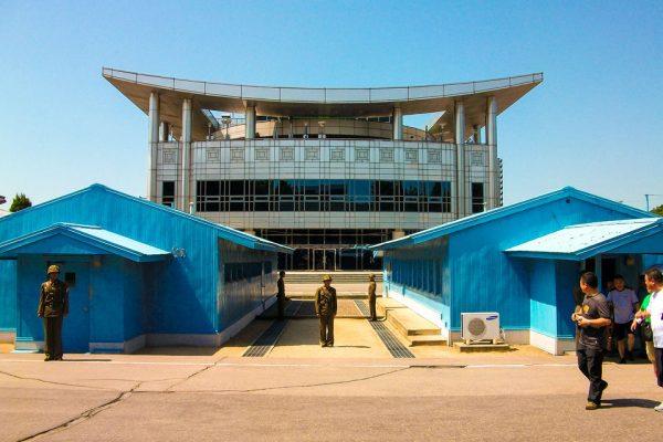 JSA en Corée