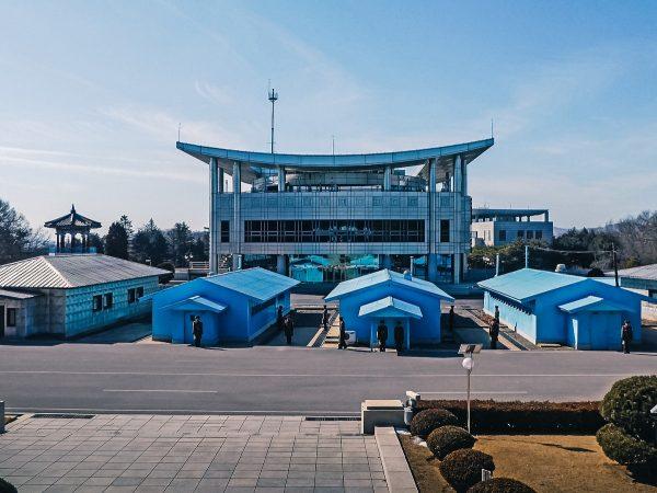Visite de la JSA en Corée du sud