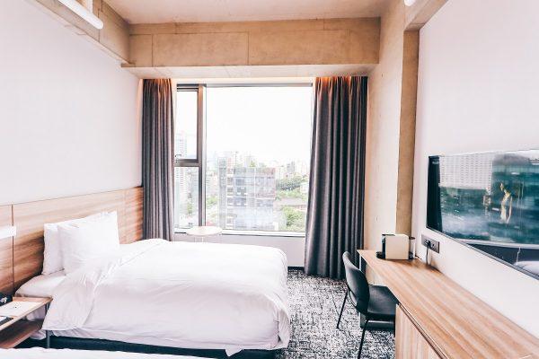 Chambre d'hôtel dans le In 9 Gangnam à Séoul
