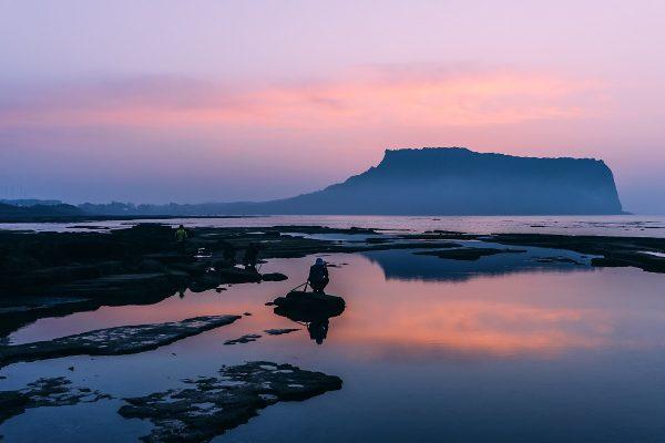Voir un lever de soleil à Jeju : un incontournable à faire
