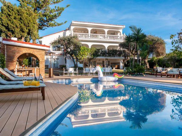 Jazmines Moras Boutique Villa à Marbella