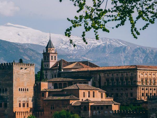 Visite de l'Alhambra de Grenade