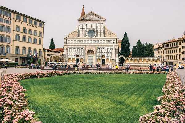 Basilique Santa Maria Novella de Florence