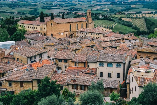 Dormir  en Toscane : l'alternative du village dans la campagne