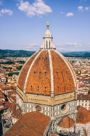 Coupole de la cathédrale de Florence