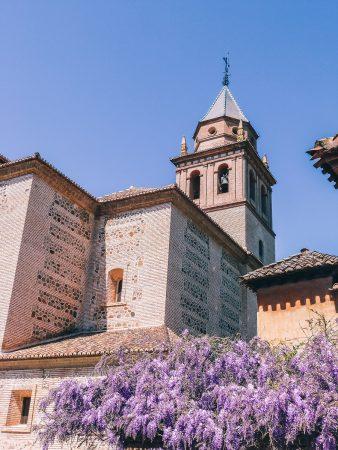 Eglise Santa Maria dans l'Alhambra