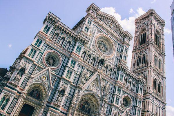 Visite de la cathédrale de Florence